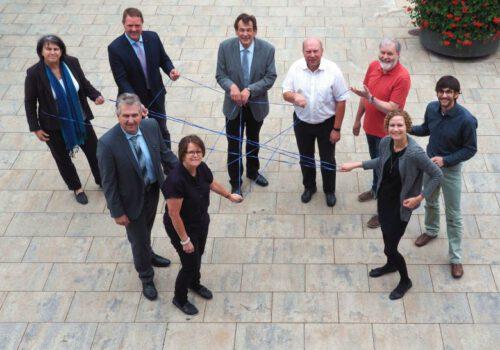 Gemeinsam Potenziale nutzen: Die neue ILEK-Umsetzungsbegleiterin stellt erste Projekte vor