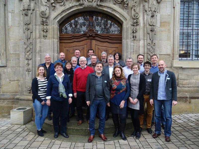 Wir arbeiten zusammen: Gemeinderäte definieren Zusammenarbeit in der Region Biberttal-Dillenberg