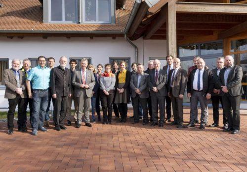 Fit für die Zukunft: ILE-Gebiete Biberttal-Dillenberg und Zenngrund erarbeiten Kernwegenetzkonzept
