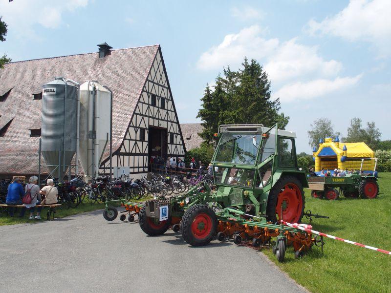 Buntes Familienfest: Die Kommunale Allianz Biberttal-Dillenberg feierte den Tag der Hofläden