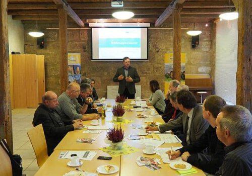 Fahrradfreundlichkeit: Kommunale Allianz Biberttal-Dillenberg diskutiert über Fahrradverleih in der Region