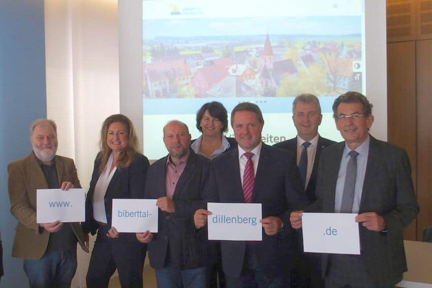 Neue Webseite: Internetauftritt der Kommunalen Allianz präsentiert sich mobilfähig, barrierearm und servicefreundlich.