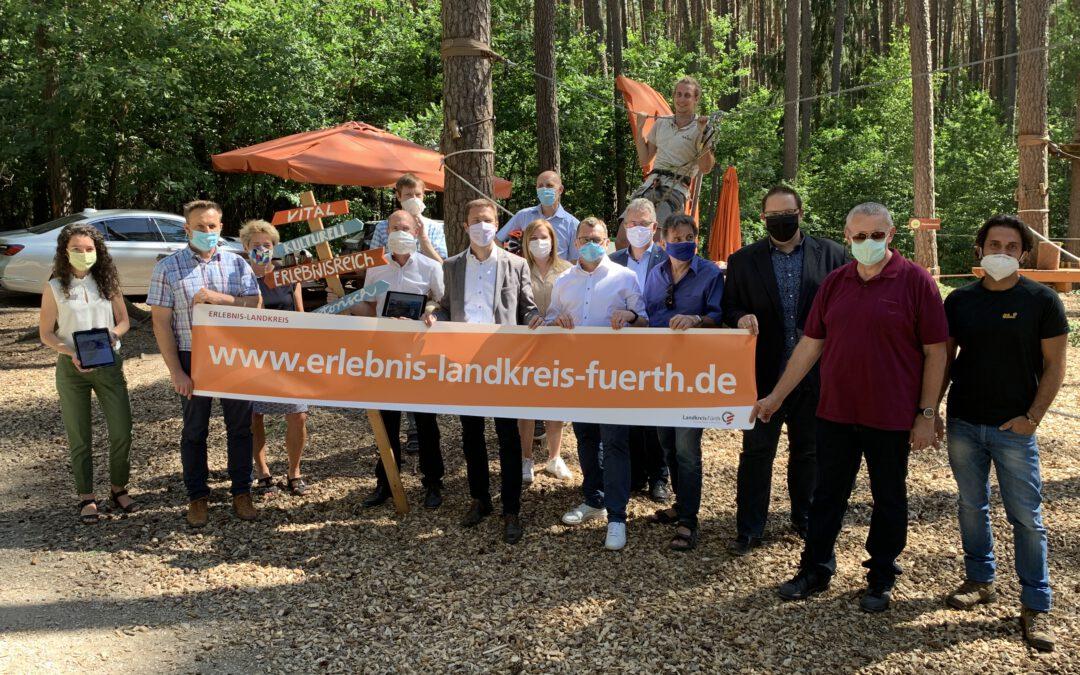 Schätze, die kein anderer hat: Die Erlebnis-Homepage des Landkreises Fürth zeigt Tipps aus der Kommunalen Allianz