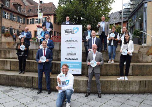 LandkreisMacher gehen online: Projekt der Kommunalen Allianz zeigt die wirtschaftliche Vielfalt im Landkreis Fürth
