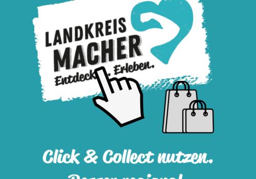 Click & Collect im Landkreis Fürth: Die Kommunale Allianz Biberttal-Dillenberg empfiehlt, die lokalen Geschäfte zu unterstützen