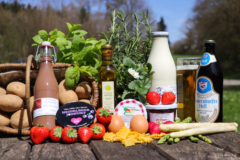 Regionale Produkte (c) Foto Zenngrundallianz