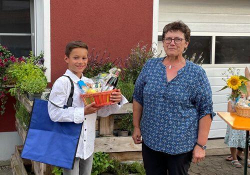 HofladenQuiz 2021: Zum Abschluss des landkreisweiten Gewinnspiels gab es zwanzig regionale Geschenkkörbe für die Gewinner